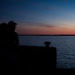 Romance à la brunante - Romantic sunset