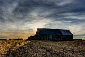 La grange des champs